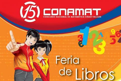 FERIA. Lumbreras Editores estará presente en todas las sedes del CONAMAT.