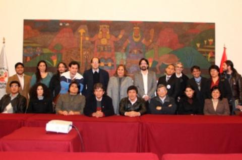 Presente. Lumbreras Editores, junto a otras editoriales reconocidas del Perú participaron en esta reunión