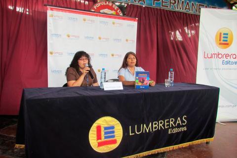Presentación. Biblioteca Marío Vargas Llosa